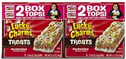 Lucky Charms Marshmellow Treats, 6 ct, 2 pk