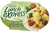 Healthy Choice Lunch Express, Sweet & Sour Chicken 7.95-Ounce Bowls (Pack of 6)
