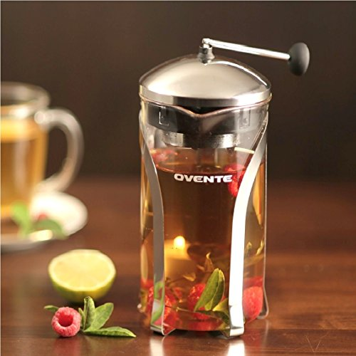Ovente Food Warmer ~ Ovente tea maker with infuser oz glass fgc t home