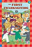 The First Thanksgiving: Level 3 (Hello Reader Level 3)