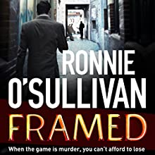Framed: Soho Nights, Book 1 Audiobook by Ronnie O'Sullivan Narrated by Nick Moran