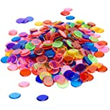 """350 Mixed Color 3/4"""" Bingo Markers by Royal Bingo Supplies"""