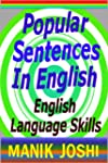 Popular Sentences in English: English...
