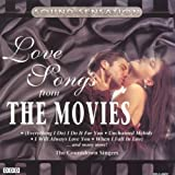 echange, troc Countdown Singers - Love Songs From the Movies
