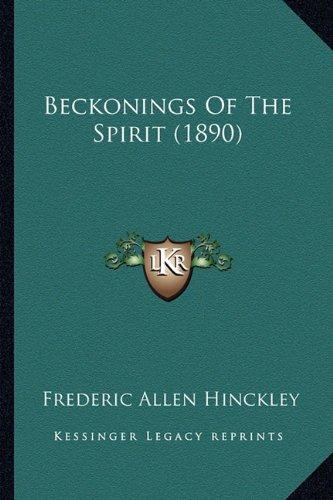 Beckonings of the Spirit (1890)