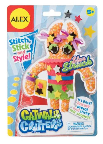 Alex Toys Catwalk Critters Kit, Star Struck - 1