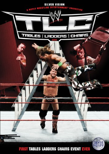 WWE - TLC - Tables, Ladders & Chairs 2009 [DVD]