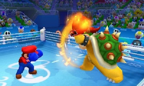 Mario and Sonic: Rio 2016 Olympic Games  screenshot