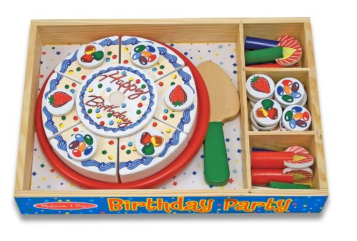 Melissa & Doug Birthday Party Birthday Cake
