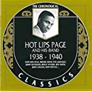Hot Lips Page: 1938-1940