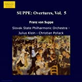 Suppe: Overtures, Vol. 5