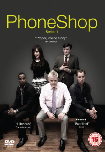 PhoneShop - Season 1 ( Phone Shop - Series 1 ) ( PhoneShop - Season One ) [ NON-USA FORMAT, PAL, Reg.2 Import - United Kingdom ] (Fryer Phone compare prices)