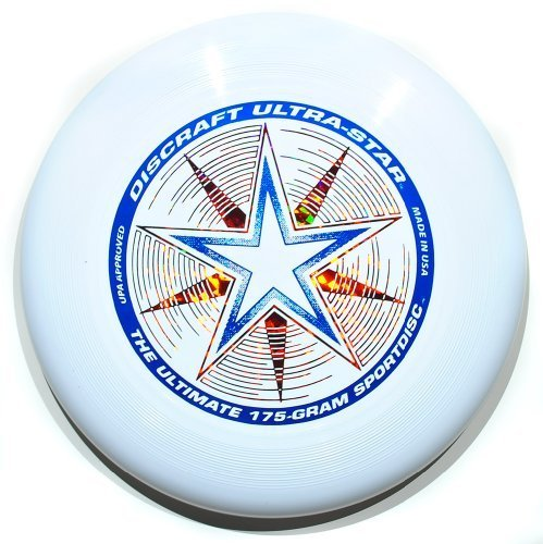 discraft-ultra-star-175g-ultimate-frisbee-starburst-blanco