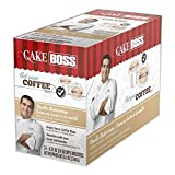 Cake Boss Coffee Vanilla Buttercream, 24Count