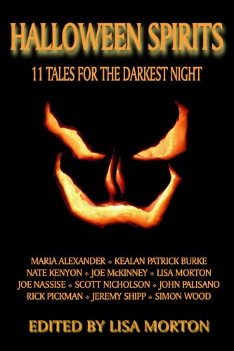 Halloween Spirits: 11 Tales for the Darkest Night