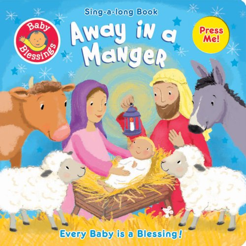 Away in a Manger (Baby Blessings)