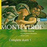 Complete Duets 1 - Monteverdi