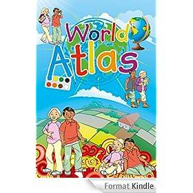 WORLD ATLAS FOR CHILDREN