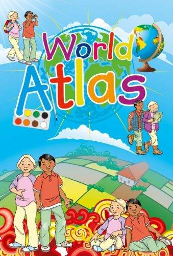 Suzanne Collins - WORLD ATLAS FOR CHILDREN