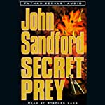 Secret Prey (       ABRIDGED) by John Sandford Narrated by Stephen Lang
