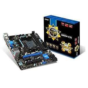 MSI A88XM-E35 Carte mère AMD Micro ATX Socket FM2+