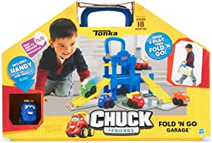 Tonka Chuck And Friend Fold 'N Go Garage