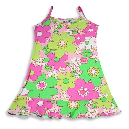Girlfriends by Anita G. - Girls Floral Tank Dress, Pink, Green, Fuschia - Buy Girlfriends by Anita G. - Girls Floral Tank Dress, Pink, Green, Fuschia - Purchase Girlfriends by Anita G. - Girls Floral Tank Dress, Pink, Green, Fuschia (Anita G, Anita G Dresses, Anita G Girls Dresses, Apparel, Departments, Kids & Baby, Girls, Dresses, Girls Dresses, Casual, Casual Dresses, Girls Casual Dresses)