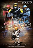 Red Vs Blue Season 6: Reconstruction [DVD] [Region 1] [US Import] [NTSC]