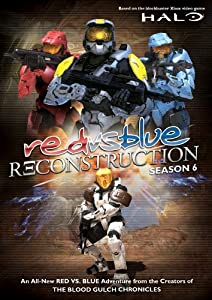 Red vs. Blue: Reconstruction: Season 6