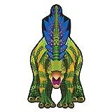 "X-Kites DinoSoars DLX Nylon Kite 49""- StegoSaurus"