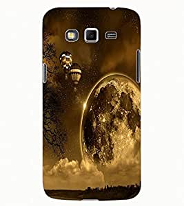ColourCraft Beautiful Air Baloons Design Back Case Cover for SAMSUNG GALAXY GRAND 2 G7102 / G7106