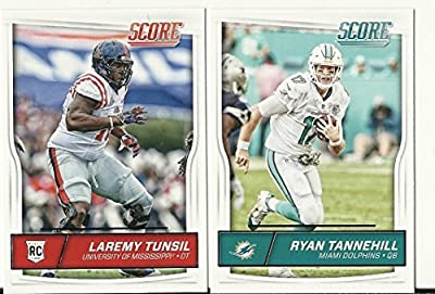 2016 Panini Score Football Miami Dolphins Team Set 15 Cards W/Rookies