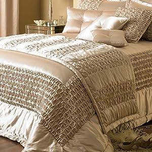 Monte Carlo Champagne Bedspread Set