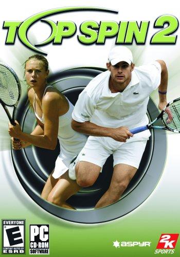 Top Spin 2 Tennis