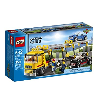 LEGO City Great Vehicles 60060 Auto Transporter from LEGO City Great Vehicles