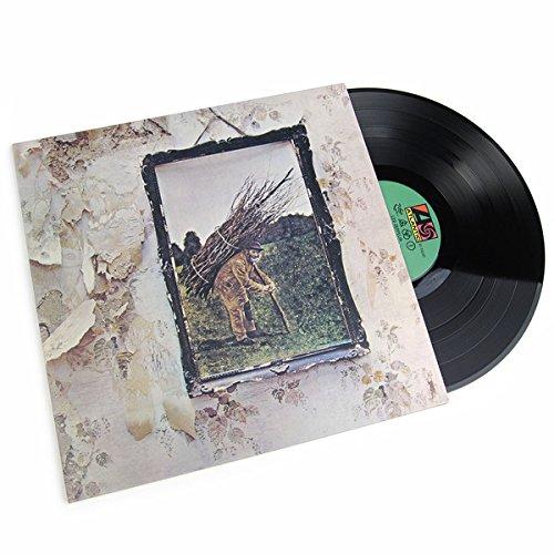 Led Zeppelin: Led Zeppelin Iv (Remastered 180G) Vinyl Lp