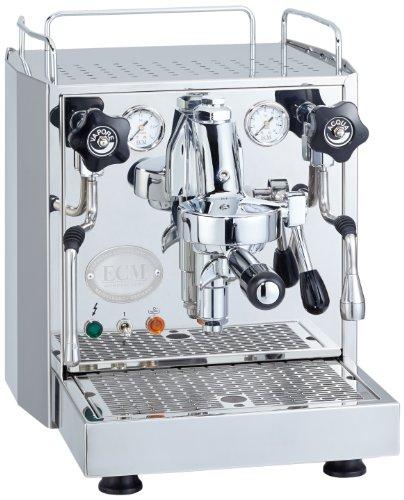 ECM-6988044-Barista-Espressomaschine-mit-Wassertank-Edelstahl-poliert