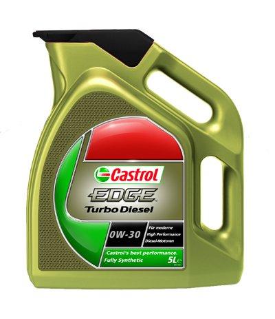 Castrol EDGE Turbo Diesel Motoröl Öl 0W-30