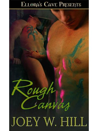 Joey W. Hill - Rough Canvas (Nature of Desire, Book Six)