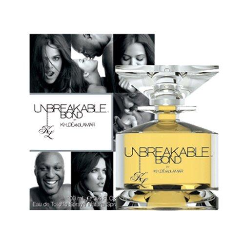 Khloe & Lamar Unbreakable By Khloe & Lamar Eau De Toilette Spray, 3.4 Oz