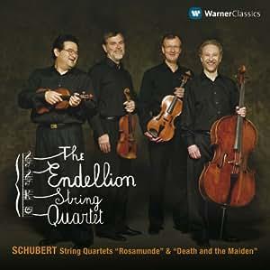 String Quartets No.13, 'Rosamunde' & No.14, 'Death and the Maiden'