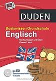Basiswissen Grundschule - Englisch: Nachschlagen und Üben 1. bis 4. Klasse