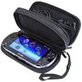 Sony PS Vita Double Compartment Carrying Case