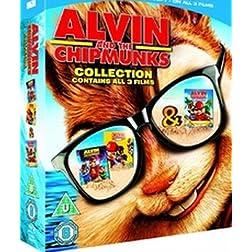 Alvin 3pk Bd Brk Cw [Blu-ray]