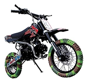Amazon.com : 125cc Dirt Bike Cycles : Bmx Bicycles : Sports & Outdoors