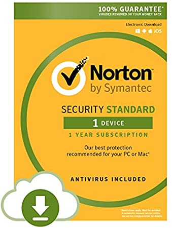 Norton Security Standard - 1 Device for Students