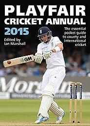 Playfair Cricket Annual 2015