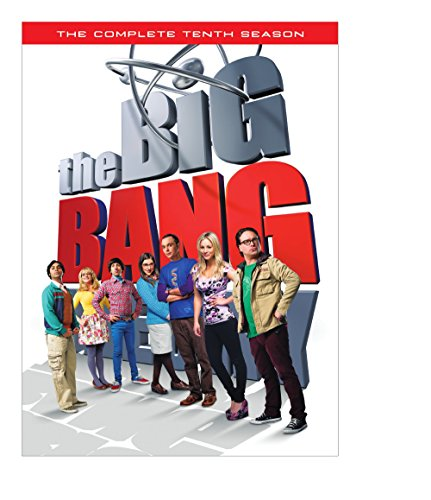 DVD : The Big Bang Theory: The Complete Tenth Season (3 Pack, Slipsleeve Packaging, 3 Disc)