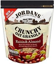 Jordans Cereales Oat Granola Raising & Almond - 850 gr