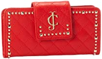 Juicy Couture Frankie Continental YSRU2495 Wallet,Red,One Size